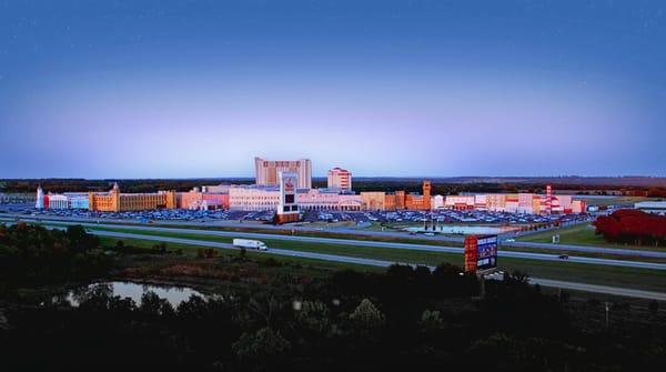 Winstar casino thackerville casino regulator caribbean