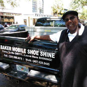 mobile shoe shine near me