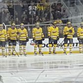 Photo of Yost Ice Arena - Ann Arbor, MI, United States. Go Blue,  This is my guys