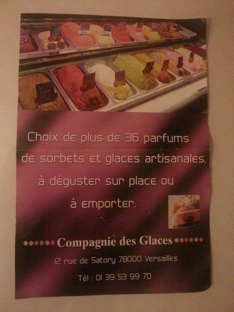 Compagnie des Glaces , Glaces \u0026 Yaourts glacés , 12 rue de