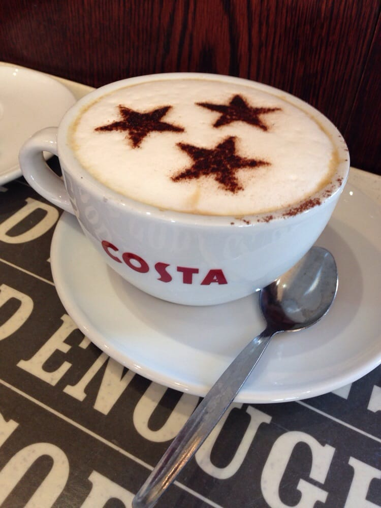 Costa Coffee Coffee Tea Shops 18 22 Castle Place City