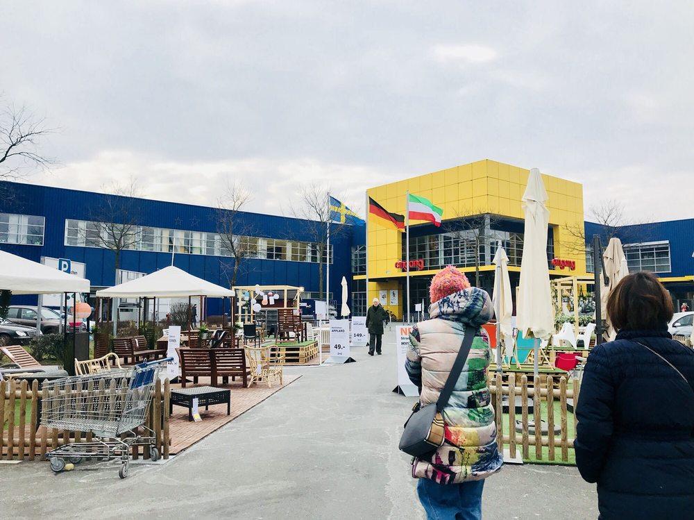 Ikea einrichtungshaus köln-godorf köln