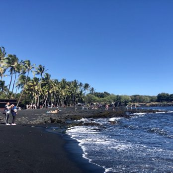 Punalu U Black Sand Beach 2019 All You Need To Know Before