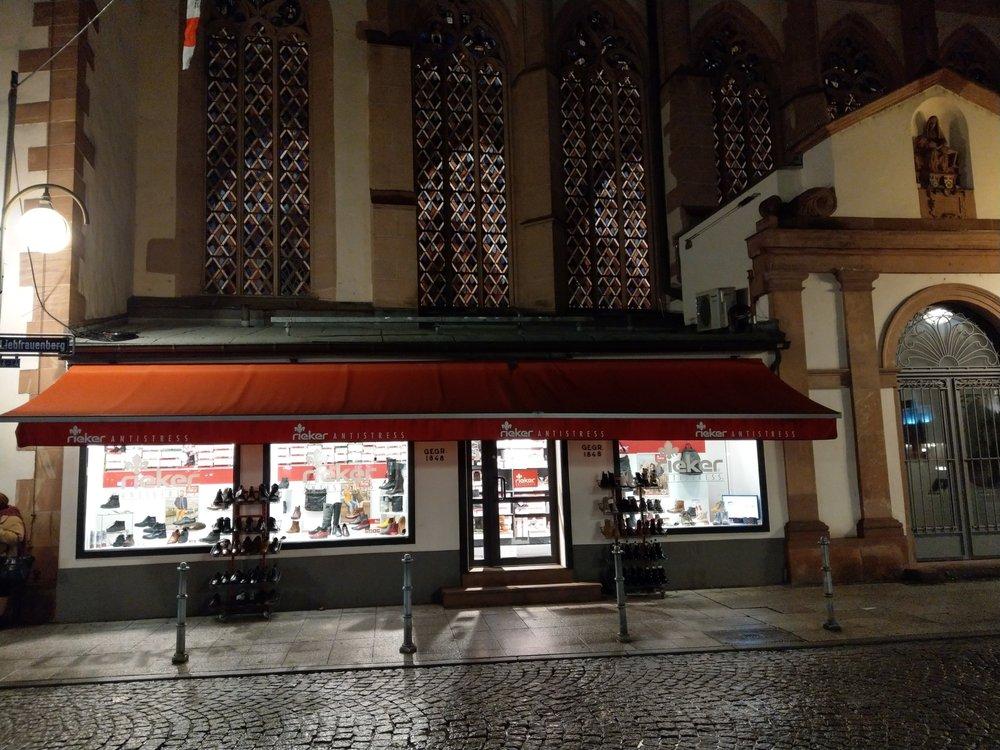 Rieker Schuhe Liebfrauenberg 56, Altstadt, Frankfurt am