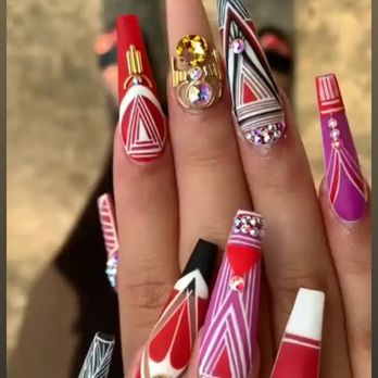 Designer Nails 489 Photos 90 Reviews Nail Salons 5716 W Hwy 290 W Austin Tx Phone Number Services Yelp