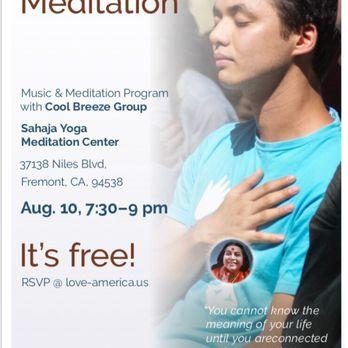 Sahaja Yoga Meditation Yoga 37138 Niles Blvd Fremont Ca Phone Number Yelp
