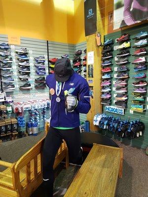 Gord's Running Store - Sporting Goods