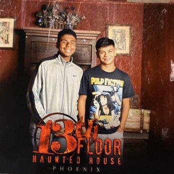 13th Floor Haunted House - 64 Photos