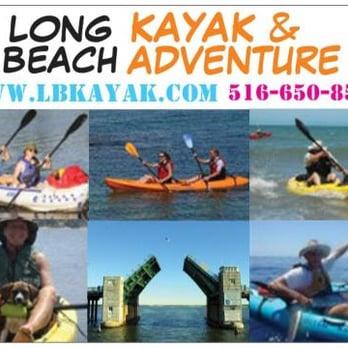 Long Beach Kayak Adventure Rafting