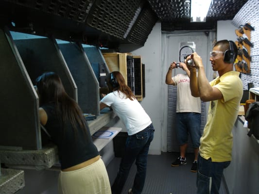Photo of SWAT Gun Club - Honolulu, HI, US. Don't forget to bring your camera!