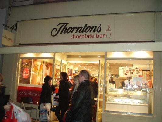 Thorntons Sweet Shops 120 Sauchiehall Street