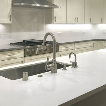 Kitchen sink~Instant hot water dispenser~Gas stovetop - Yelp