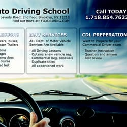 Fox Auto Driving School 17 Reviews Driving Schools 1675 79th