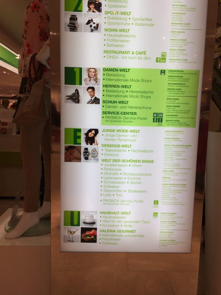 Kaufhof Beiträge Fotos10 Kaufhaus 22 Galeria J3KTFcl1