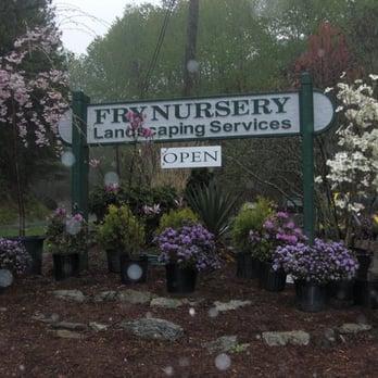 Fry Nursery Landscaping Nurseries