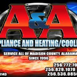Appliances Amp Repair In Huntsville Yelp