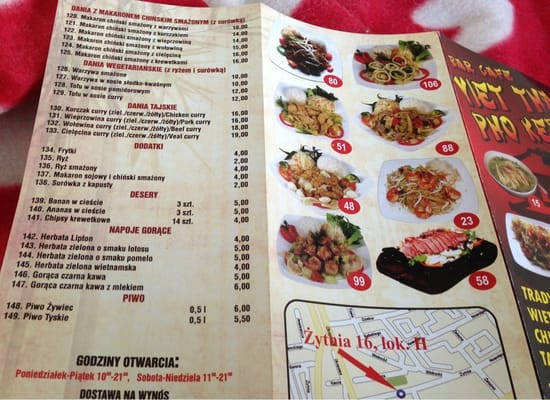 Bar Viet Thai Takeout Delivery 10 Photos Vietnamese Ul Zytnia 16 Nowolipki Warszawa Poland Restaurant Reviews Phone Number Yelp