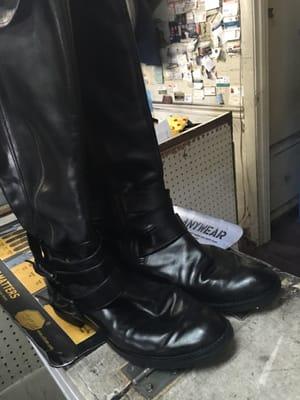 Double O Sole Shoe Repair 3705