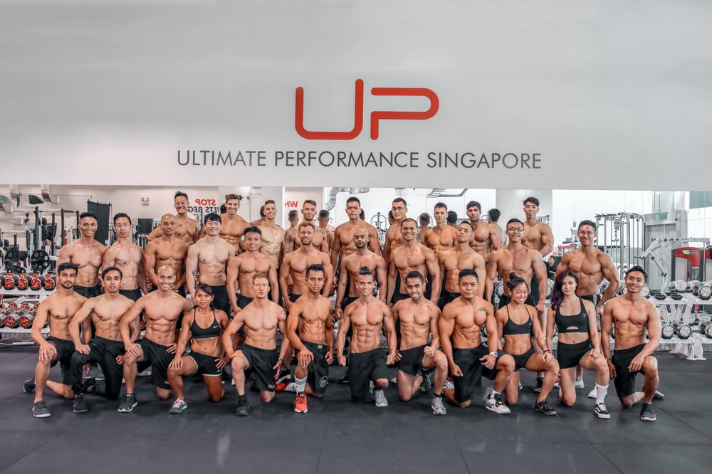 Ultimate Performance - 14 Photos - Gyms - 8 Cross St, Raffles Place,  Singapore, Singapore - Phone Number - Yelp