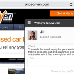Once Driven Reviews >> Oncedriven 10 Photos 206 Reviews Car Dealers 1617