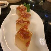 Photo of 富聲魚翅海鮮酒家 - Hong Kong. Ginseng gojiberry jelly
