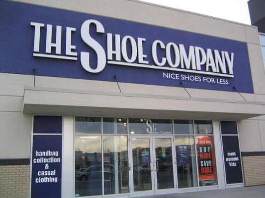 shoe company capilano mall
