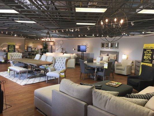 8030 N Dale Mabry Hwy Tampa Fl, Hudson Furniture Tampa