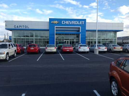 Capitol Chevrolet Montgomery 711 Eastern Blvd Montgomery Al Auto Dealers Mapquest