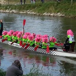 Drachenbootrennen rosenheim 2019