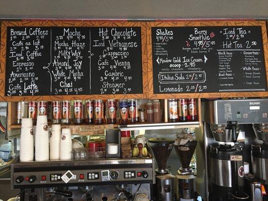 Brown Dog Coffee 29887 30077 Us Highway 24 Buena Vista Co Coffee Tea Mapquest