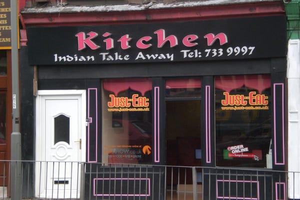 Kitchen Indian 230 Smithdown Rd Liverpool Merseyside