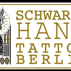 Schwarze Hand Tattoo - Tattoo - Schlesische Str  32