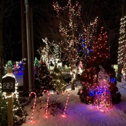 Lynn Fells Parkway Christmas Lights 2020 Top 10 Best Christmas Lights in Lowell, MA   Last Updated August
