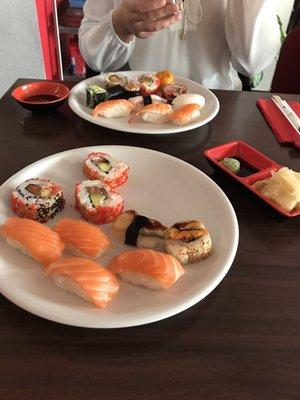 Samurai Sushi 25 Fotos 55 Beitrage Sushi Weserstr 15
