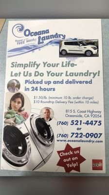 Oceana Laundry 815 S Coast Hwy Oceanside Ca Unknown Mapquest