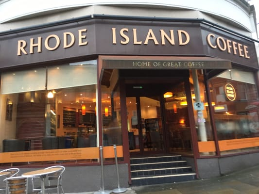 Rhode Island Coffee Closed Coffee Tea Shops 12