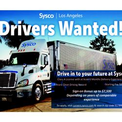 Sysco Food Services - 20701 Currier Rd, Walnut, CA - 2019