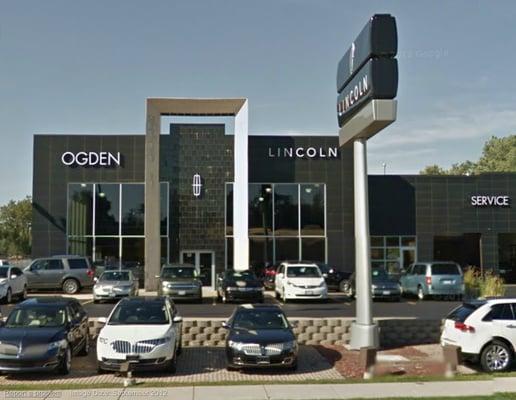ogden lincoln of westmont 100 w ogden ave westmont il auto dealers mapquest ogden ave westmont il auto dealers