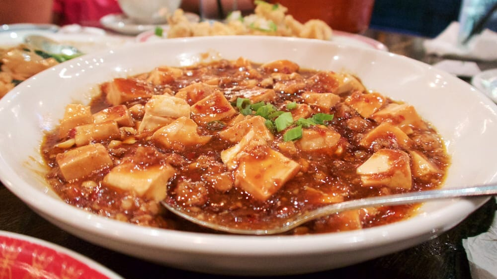 Photo of Mein Restaurant - Houston, TX, United States. Ma Po Tofu