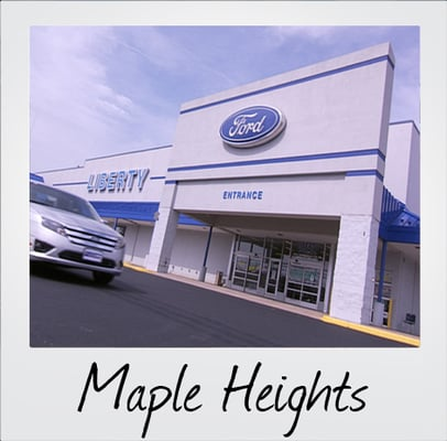 Liberty Ford Solon >> Liberty Ford Maple Heights 5500 Warrensville Center Rd Maple