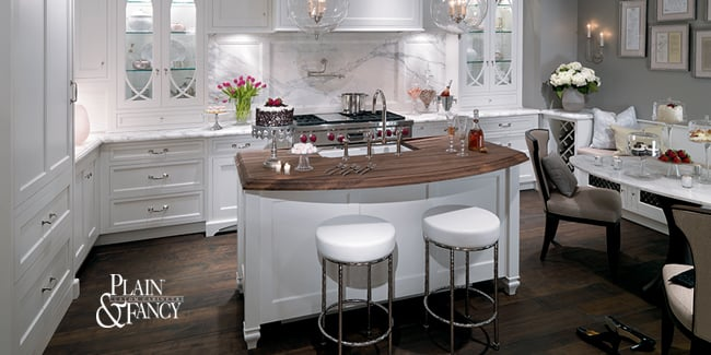 Plain & Fancy Cabinetry - Yelp