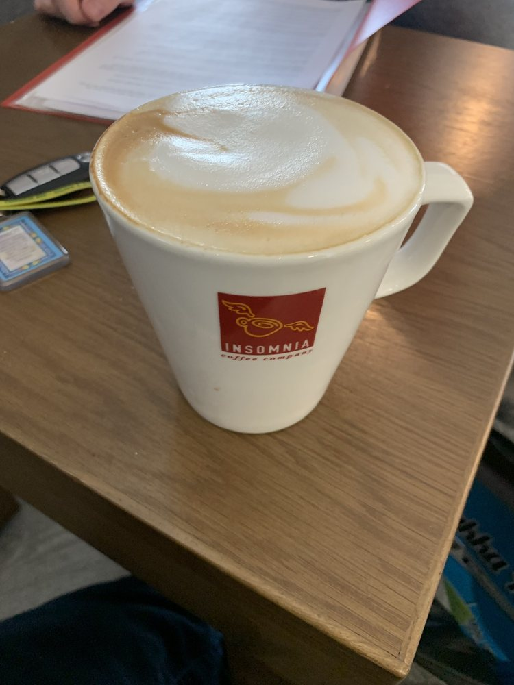 Insomnia Coffee Company Coffee Tea Shops Airport Rd