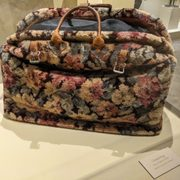 Photo of Bowers Museum - Santa Ana, CA, United States. Mary Poppins'/Julie Andrews' Carpet Bag