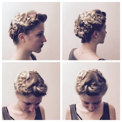 Best Updo Hairstyles Near Me March 2019 Find Nearby Updo