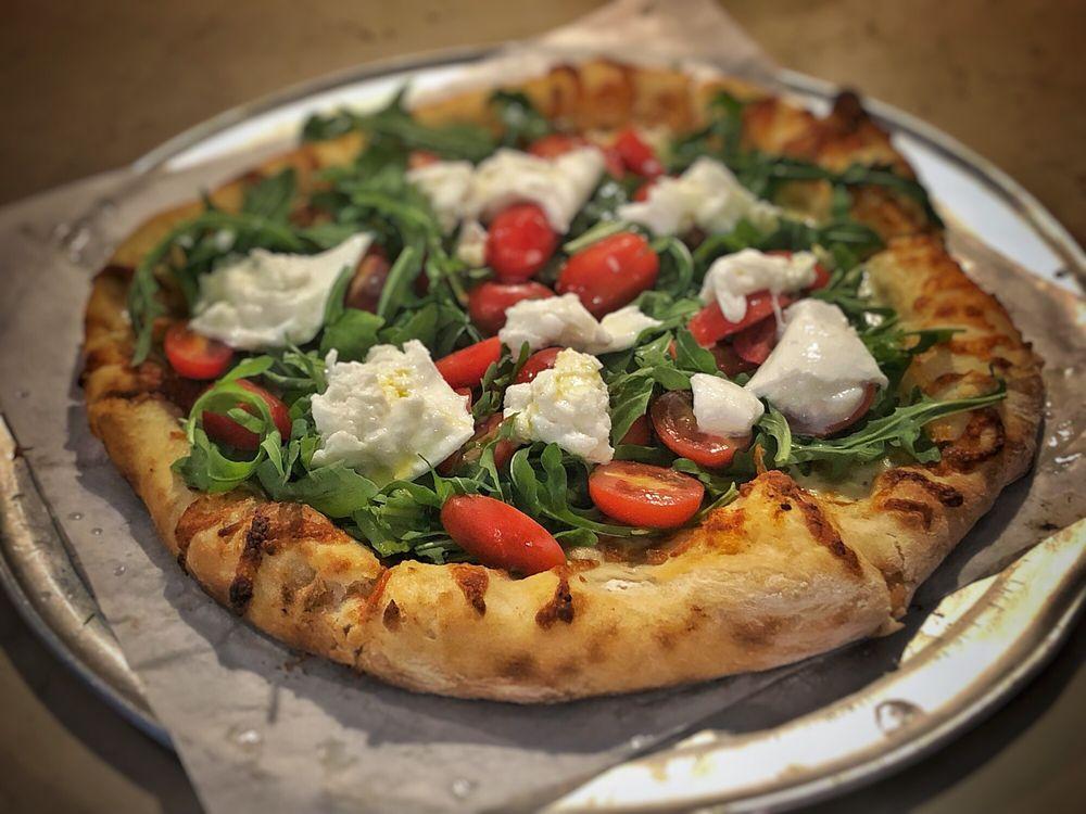 La Bella Napoli Thats The Menu Name Pizza We Had Others