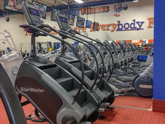 Spunk Fitness 175 W Shore Blvd Newark Ny Personal Trainers Mapquest