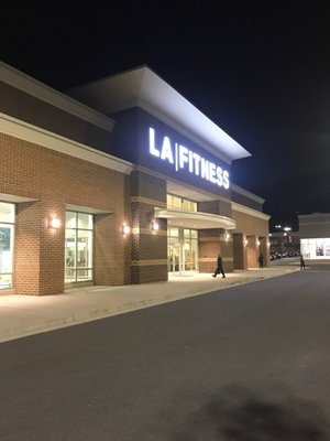 La Fitness 10040 Reisterstown Rd Owings Mills Md Health Clubs Gyms Mapquest