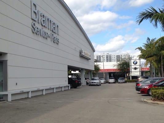 Braman Hyundai Service 2060 Ne 2nd Ave Miami Fl Auto Dealers Used Cars Mapquest