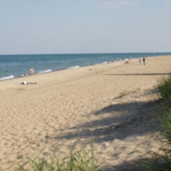 Beach Resort Area In Zion Il