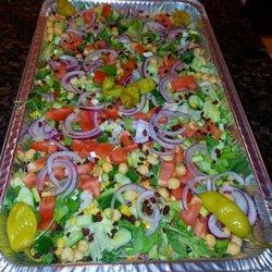 sham syrisk mat